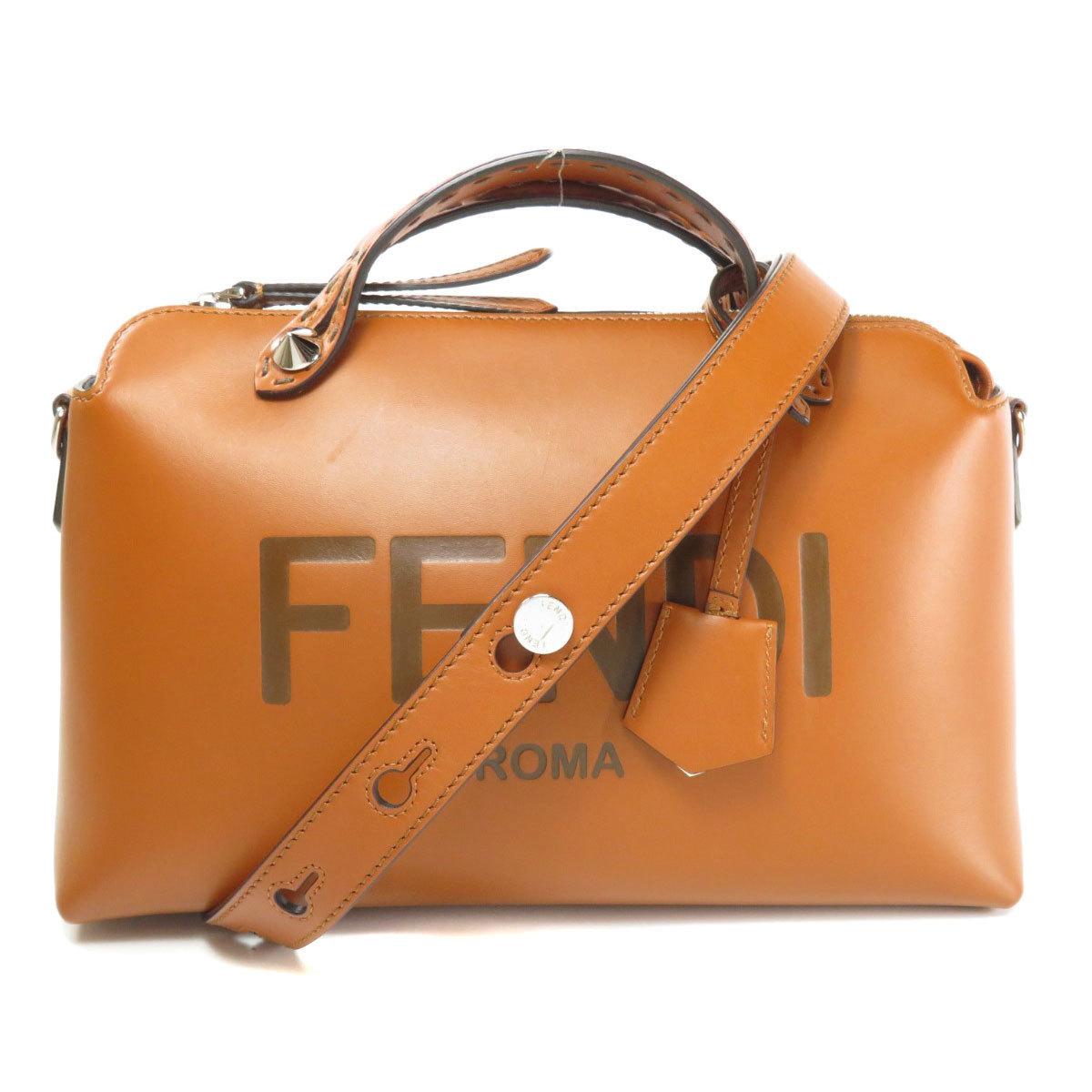 Fendi By The Way 2WAY Handbag Calf Ladies