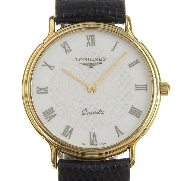 LONGINES Longines Men's Quartz Wrist Watch White Dial