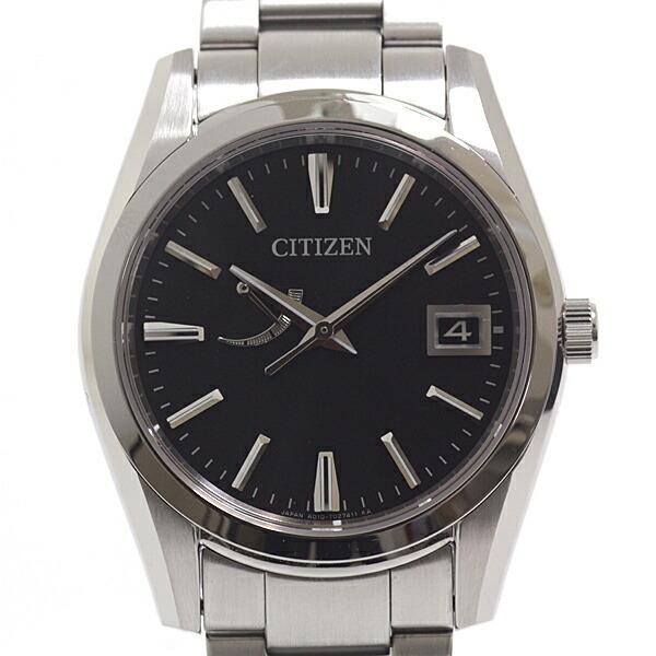 CITIZEN Men's Watch The Citizen Eco-Drive AQ1000-58E Black Dial