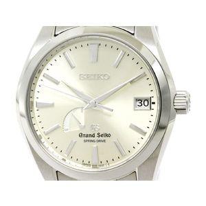 GRAND SEIKO グランドセイコー SBGA001 ステンレススチール スプリングドライブ メンズ 時計