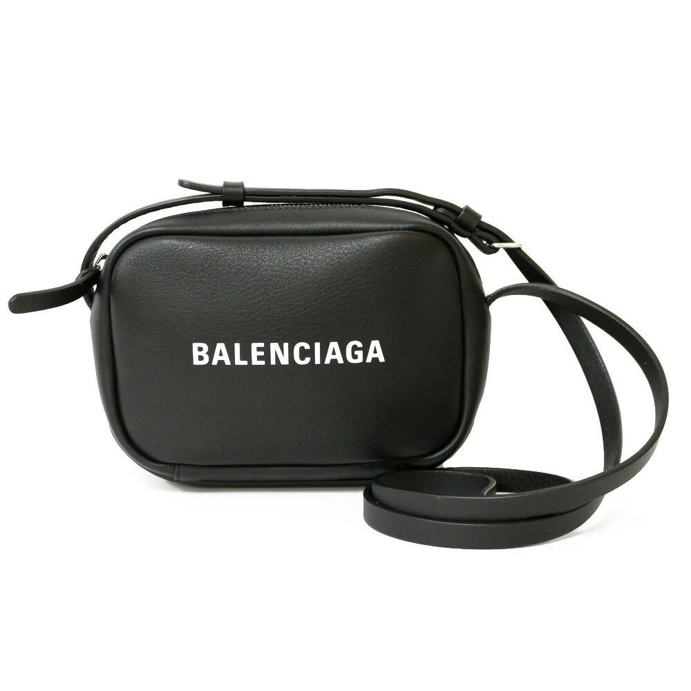 BALENCIAGA Balenciaga Shoulder Bag Black Women's Leather