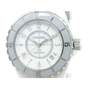 CHANEL シャネル J12 セラミック 自動巻き レディース 時計