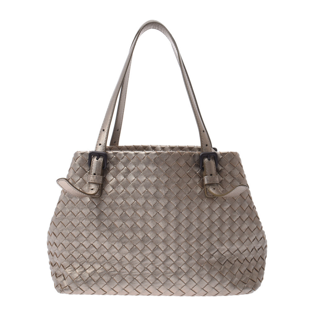 BOTTEGAVENETA Bottega Veneta Intrecciato Goal 07780079U Ladies Calf Handbag