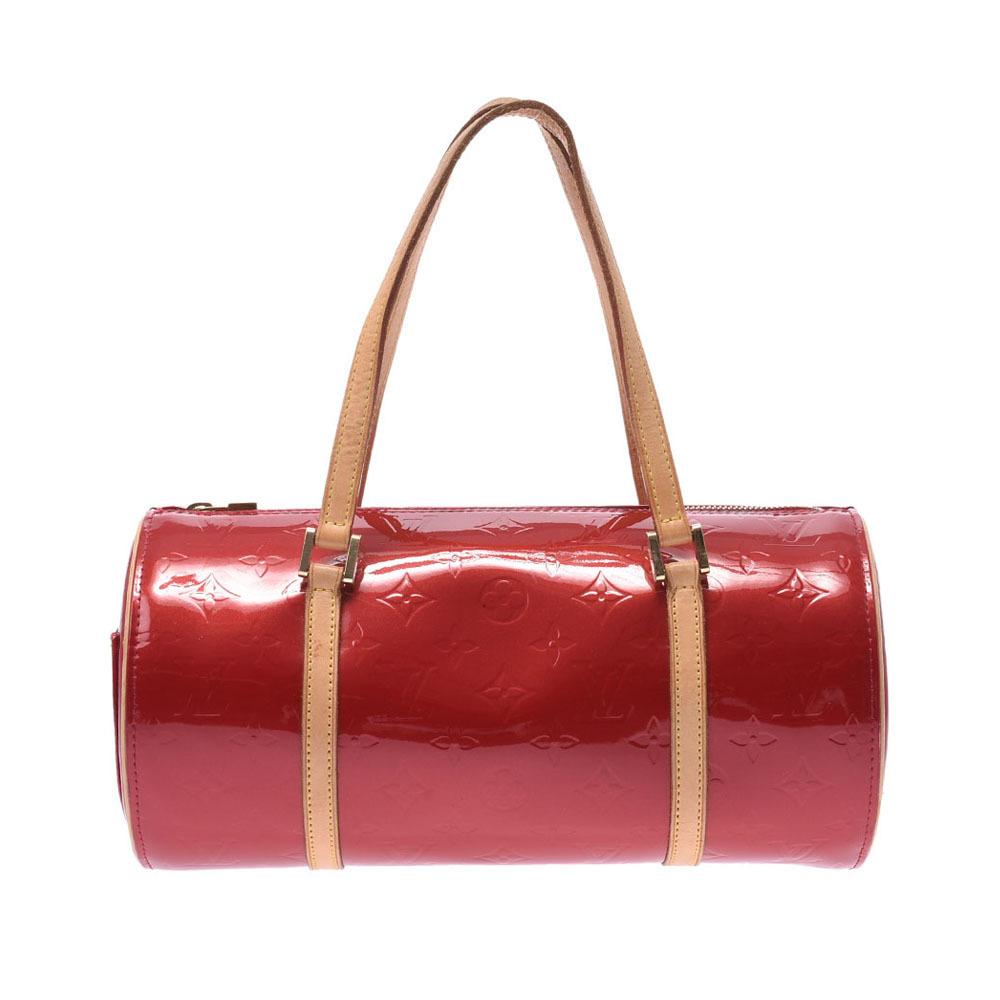LOUIS VUITTON Louis Vuitton Verni Bedford Pomdamour M91986 Ladies Monogram Handbag