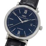 International Watch Company IWC IW356502 Portofino Automatic AT Date Men's Polished