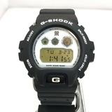 G-SHOCK ジーショック CASIO カシオ 腕時計 DW-6900 2003年 阪神タイガース 優勝記念モデル 三つ目 コラボ ブラック ホワイト クォーツ デジタル メンズ