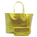 Goyard 2021 Limited Saint Louis PM Ladies Tote Bag Canvas Gold