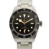 TUDOR Tudor Heritage Black Bay Men's Automatic Watch Dial 79230N