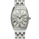 FRANCK MULLER Tono Carbe Diamond Ladies Quartz Watch 1752QZ REL CD 1R
