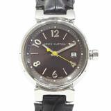 Louis Vuitton Watch Tambour Boys Quartz SS Q1211 Battery Powered