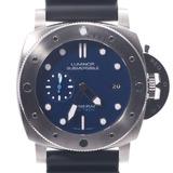 OFFICINE PANERAI Submersible 1950 BMG-TECH? 3 Days PAM00692 Men's BMG-TECH Rubber Watch Automatic Black Dial