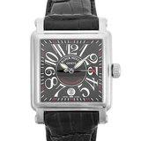 Franck Muller FRANCK MULLER Conquistador Cortez K18WG Men's Watch Manual winding Black dial 10000