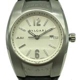 BVLGARI Ergon Watch Boys Quartz SS Leather (EG30S)