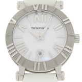 Tiffany Atlas Ladies Watch Z1300.11.11A201A Stainless Steel White Dial