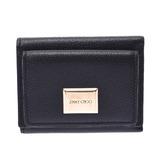 JIMMY CHOO Women's Calf Tri-Fold Wallet
