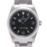 ROLEX Rolex Explorer 1 EX1 114270 Men's SS watch self-winding dial