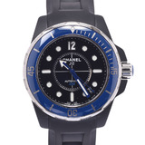CHANEL J12 Marine 38mm Bezel H2561 Men's SS / Rubber Watch Automatic Dial