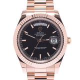 ROLEX Rolex Day-Date 218235 Men's PG Watch Automatic Dial
