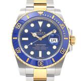 Rolex Submariner Date 116613LB Blue Subcombi Random Serial 2018 Mens