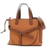 Loewe Gate Small 2Way Bag Calfskin Camel 321.12.U61