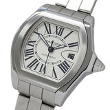 Cartier Watch W6206017 Roadster LM Self-winding AT Date Men's Polished