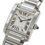 Cartier Watch W51008Q3 Tank Francaise SM Quartz Ladies Polished