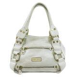 Jimmy Choo Plate Handbag Leather Ladies
