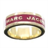 マーク・ジェイコブス(Marc Jacobs) 合金 指輪・リング ゴールド,レッド