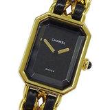 Chanel CHANEL Watch H0001 Premiere L size Quartz Square Ladies