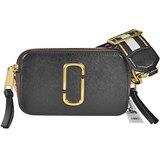 Marc Jacobs Shoulder Bag The Black / Red Leather M0012007-011