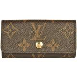 Louis Vuitton LOUIS VUITTON 4 Keyed Case Multikre Monogram M69517