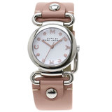 Marc by Jacobs MBM1305 Small Morley Watch Stainless Steel / Leather Ladies MARC BY JACOBS