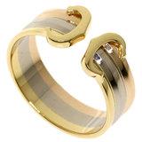 Cartier 2C # 51 Ring / K18 Yellow Gold K18WG K18PG Ladies CARTIER