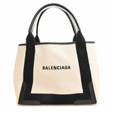 Balenciaga Canvas Cover S Tote Bag Multicolor