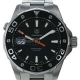 TAG Heuer Aqua Racer Professional WAJ1110.BA0870 Quartz Black Dial Men's Watch