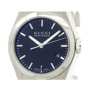 GUCCI グッチ パンテオン 115.4 ステンレススチール クォーツ ボーイズ 時計
