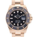 ROLEX Rolex Submariner Date 126618LN Men's K18YG Watch Automatic Black Dial
