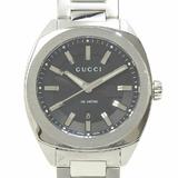 Gucci Watch Ladies Quartz SS YA142401 Battery-powered