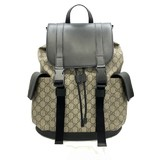 GUCCI GG Supreme bag pack 450958 rank A