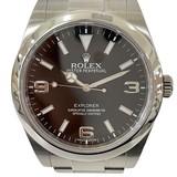 ROLEX Explorer 1 watch previous term 214270 random version black