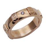 Harry Winston HARRY WINSTON Jewelry HW Band 1P Diamond Ring 750PG Approximately 5.5