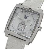 TAG Heuer Watch WAW131B FC6247 Monaco 12P Diamond Shell Quartz Date Unisex Polished