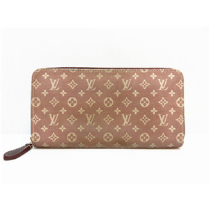 Louis Vuitton M63011 Men's Monogram Idylle Wallet