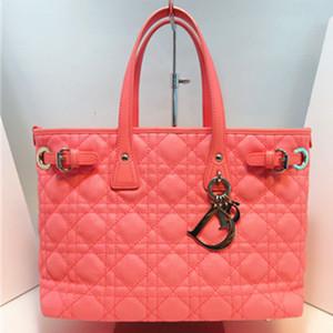 Dior ディオール カナージュ パナレア ハンドバッグ M1009 PPCD M218 ピンク