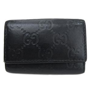 グッチ(Gucci) グッチッシマ メンズ GGレザー キーケース 138093-2184