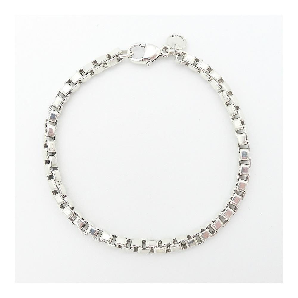 Tiffany Venezia Silver 925 Bracelet Silver,Or Ag925