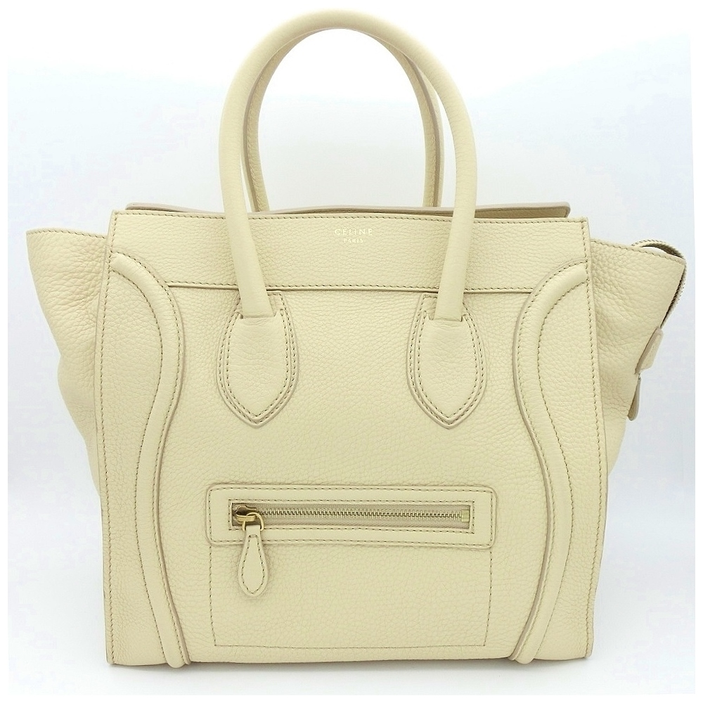 6fc8205de3d Celine Handbag Ladies Beige   Luggage Mini Shopper Tote 165213gfl.01cr Calf  Leather Adult Casual