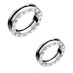 Bvlgari Pairing Ring Unisex Silver / B. Zero 1 Be One K18 Wg White Gold Matching Peerok Memorial Day