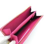 サン・ローラン(Saint Laurent) 314992-1114 レディース ピンク 財布