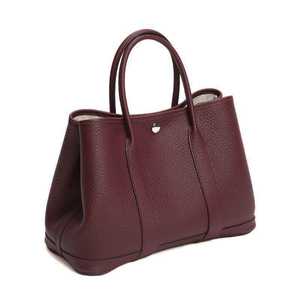 Hermes Hermes Garden Party Tpm Tote Bag Ladies Vash Country Bordeaux Adult Casual